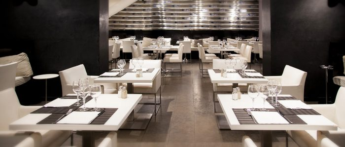 alt=salle de restaurant moderne